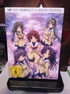 Clannad DVD