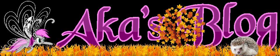 Aka's Blog